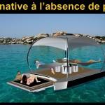 HamacLand Alternative à l'absence de plage