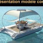 HamacLand Modèle 3D Entièrement équipé