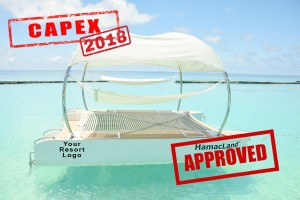 CAPEX2018: HamacLand Multipurpose Private Floating Lounge