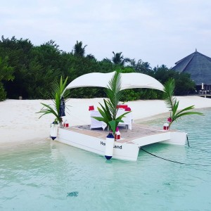 HamacLand at HideAway Beach Maldives