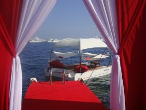 HamacLand at Monaco Boat Show