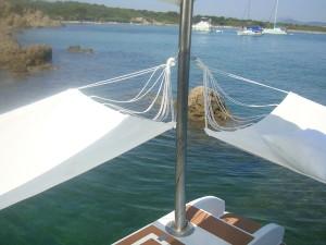 Salon flottant privé